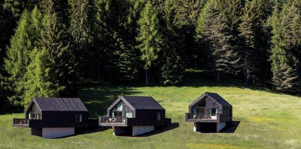 Pfoesl, l'hotel eco chic di Bergmeisterwolf Architekten