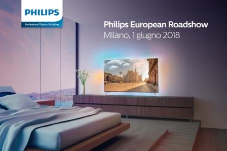 Philips on the road!
