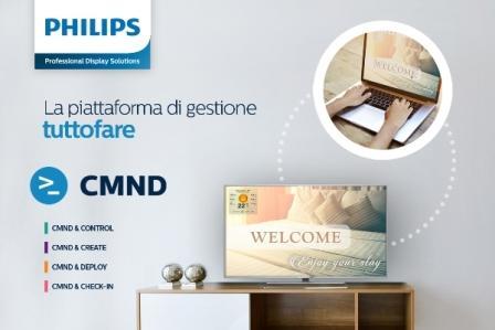 CMND: la piattaforma tuttofare per il mondo hospitality