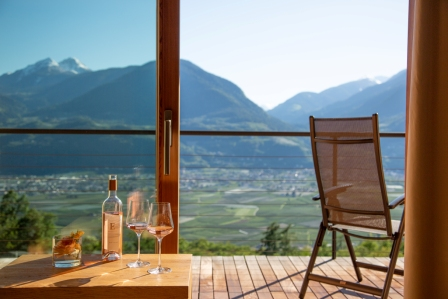Rifugio per wine lovers